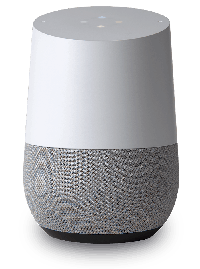google home voice apps